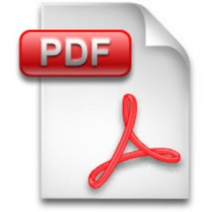 It is simple to create PDF files