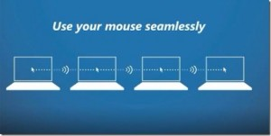 How to use your mouse across multiple PCs