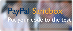 PayPal IPN on you test site